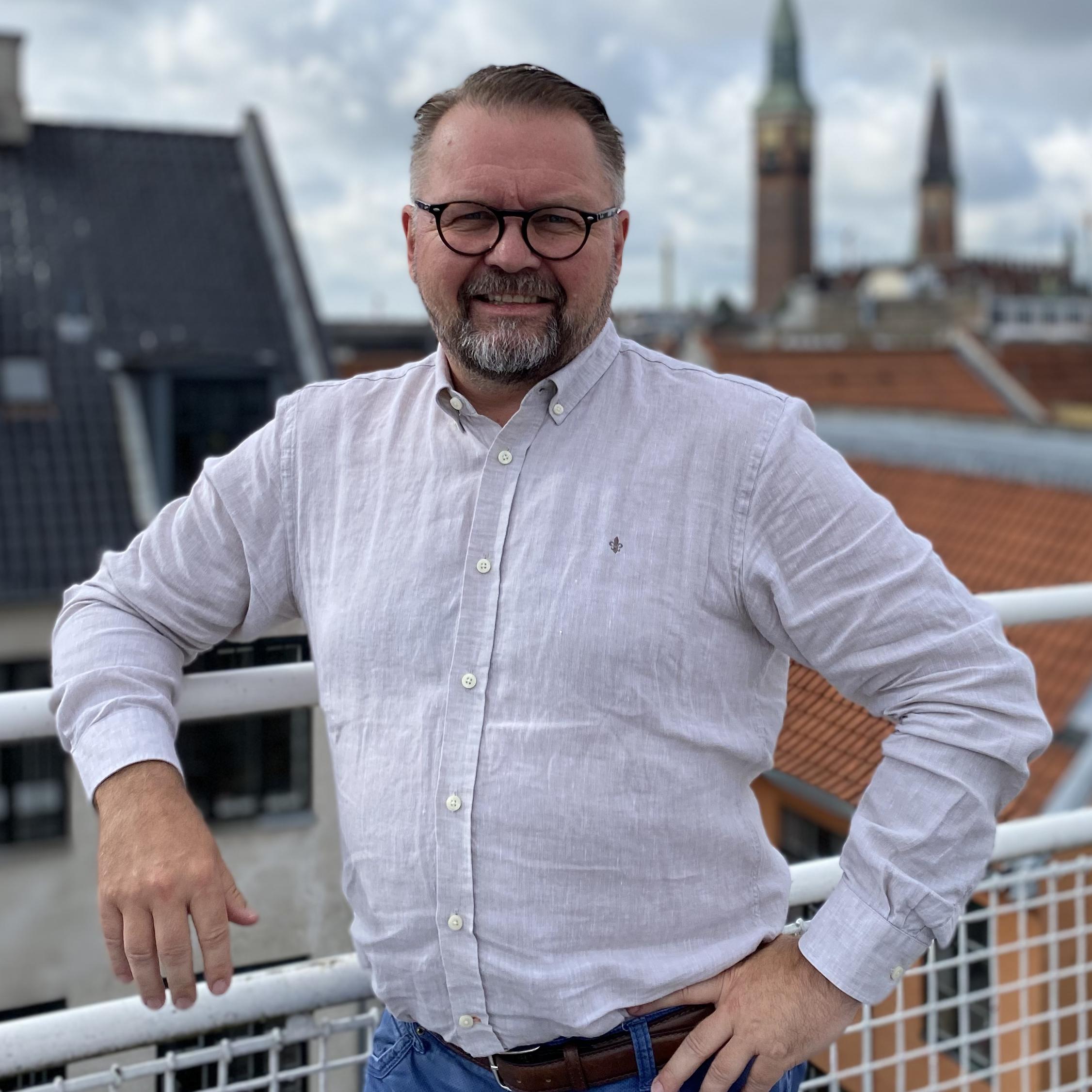 Nordsense VP Sales EMEA